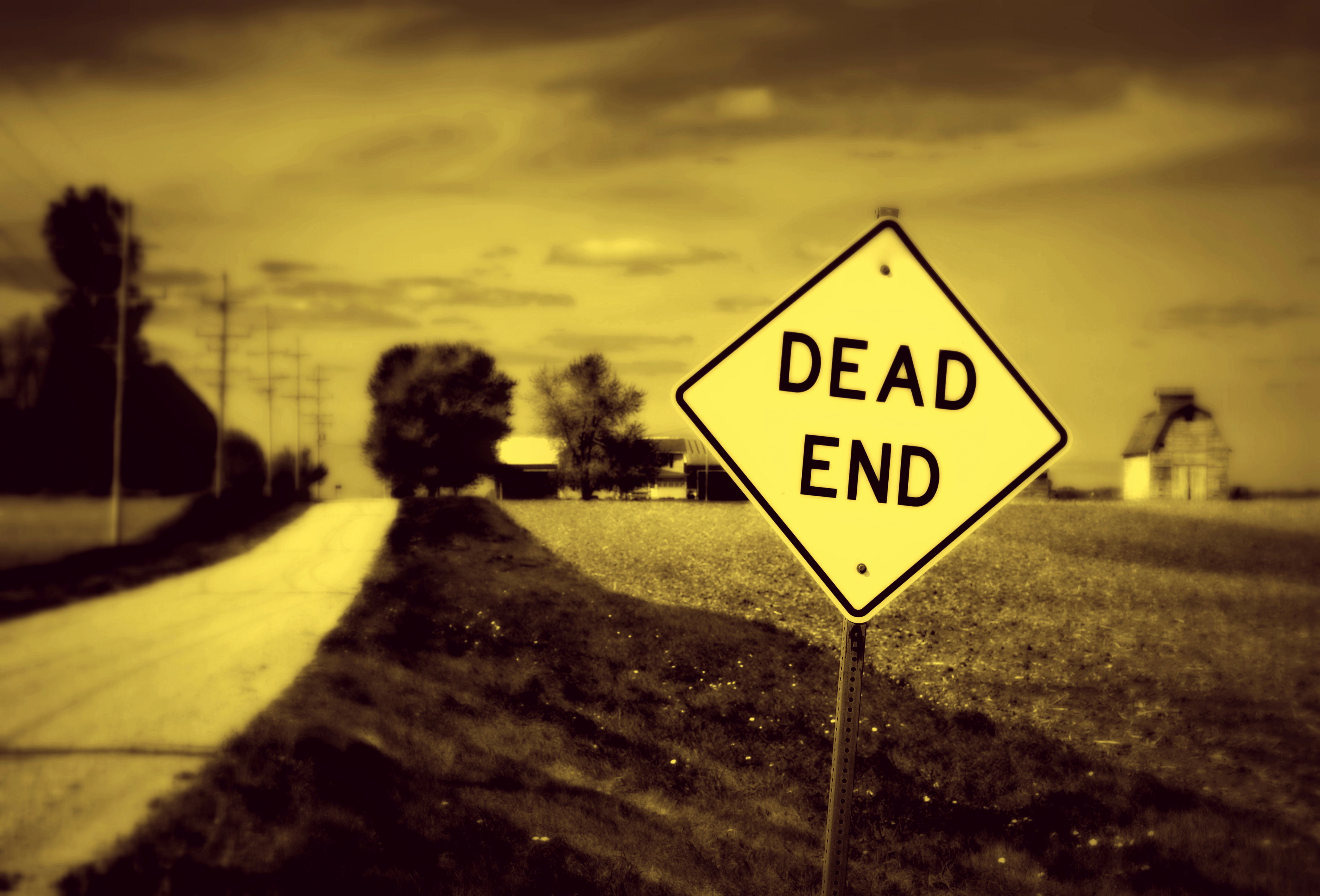 Dead end job - Image